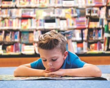 Kinderen tot 18 jaar betalen niets voor de bibliotheek - Tot zijn bibliotheek ...